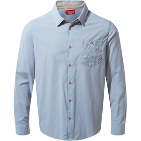 Craghoppers NosiLife Nuoro Chemise Manches longues Homme, fogle blue